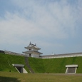 宇都宮城址公園。
